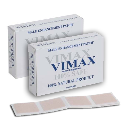 vimax patch wow nutrition international