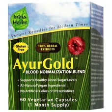 AyurGold for Blood Sugar