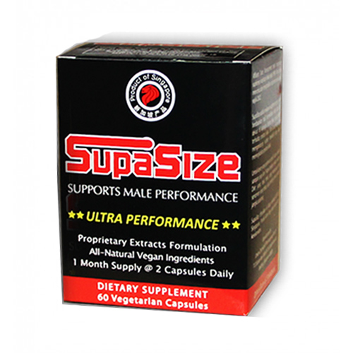 Supasize Ultra Performance - 60 Capsules
