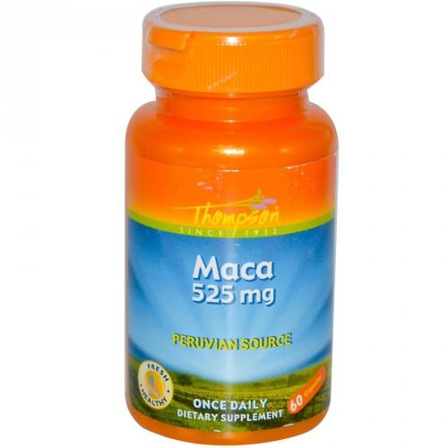 Maca for Arousal - 60 Capsules (525 mg)