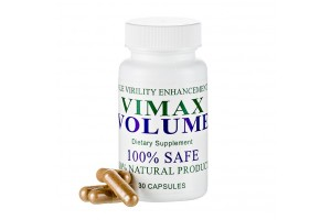 Vimax Volume Increase Sperm Count and Ejaculation