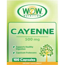 Cayenne for Circulation