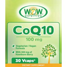 CoQ10 for Vitality