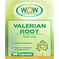 Valerian Root for Desire