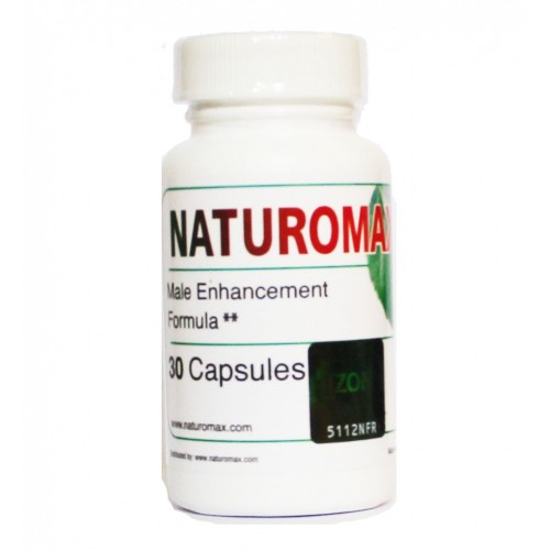 Naturomax for Enlargement - 30 Capsules