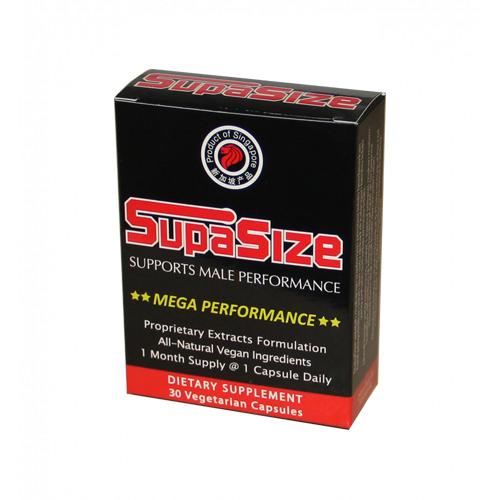 SupaSize Mega Performance - 30 Capsules